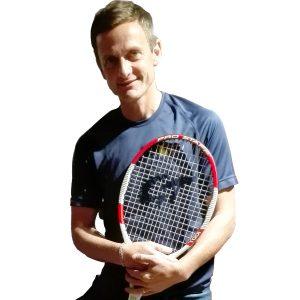 présentation de Gilbert tennis